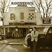 Randy Travis Storms Of  Life Cassette