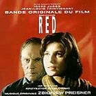Trois Couleurs: Red [Original Film Soundtrack] by Zbigniew Preisner (CD, Nov-1994, Virgin)