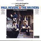 Just Like Us! [Bonus Tracks] by Paul Revere & the Raiders (CD, May-1998, Sundazed)