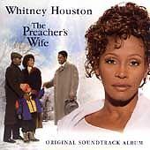 Whitney Houston - Preacher's Wife (Original Soundtrack, 1999) CD