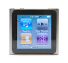 Apple iPod nano 6. Generation Graphit (16 GB)