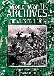 WWII. THE ALLIES FIGHT BACK DVD Brand new
