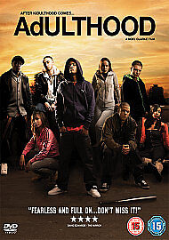 Adulthood DVD 2008 - <span itemprop=availableAtOrFrom>Norwich, United Kingdom</span> - Adulthood DVD 2008 - Norwich, United Kingdom