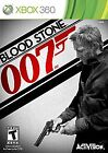 Microsoft Xbox 360 James Bond 007: Blood Stone Video Games