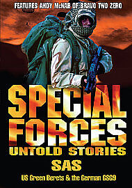 Special Forces - Untold Stories [DVD], Very Good DVD, ,