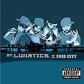 Free-City-by-St-Lunatics-Cassette-New-Original-Jun-2001-Universal-Distribution