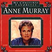 Murray-Anne-My-Christmas-Favorites-Audio-CD