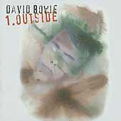 DAVID BOWIE  Outside CD ALBUM   NEW - STILL SEALED