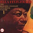 Sings the Rodgers and Hart Song Book by Ella Fitzgerald (CD, 1987, Verve)
