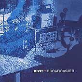 DIVIT - BROADCASTER - NEW CD