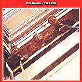 The-Beatles-1962-1966-1993-Red-Album-2CD-Fat-Box-Greatest-Hits-Remastered