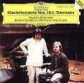 Klavierkonzerte 1+2/Totentanz von Ozawa,Krystian Zimerman,BSO (1988)