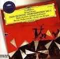 Strauss - Don Quixote / Hornkonzertnr.2 / Karajan           ....Klassik CD...NEU