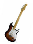 Fender Full Size 6 String Electric Guitars