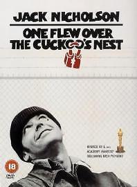 One Flew Over the Cuckoo039s Nest DVD 2000 Jack Nicholson - Cannock, Staffordshire, United Kingdom - One Flew Over the Cuckoo039s Nest DVD 2000 Jack Nicholson - Cannock, Staffordshire, United Kingdom