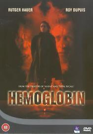 Hemoglobin DVD 2000 newsealed - <span itemprop=availableAtOrFrom>Bala, United Kingdom</span> - Hemoglobin DVD 2000 newsealed - Bala, United Kingdom