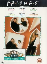 Friends - Series 2 - Episodes 17-24 [DVD] [1995], Very Good DVD, Maggie Wheeler,