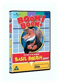 Boom Boom! - The Best Of The Original Basil Brush Show (DVD, 2001)