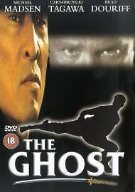The Ghost [DVD] (2002)  Michael Madsen   BRAND NEW AND SEALED