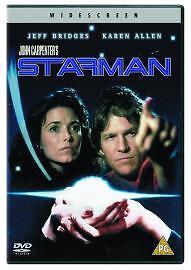 Starman (UK JEFF BRIDGES DVD, 2002)