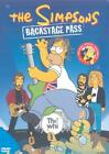The Simpsons - Backstage Pass (DVD, 2002)