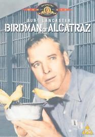 Birdman Of Alcatraz  Burt Lancaster DVD 2002 - Cardiff, Cardiff, United Kingdom - Birdman Of Alcatraz  Burt Lancaster DVD 2002 - Cardiff, Cardiff, United Kingdom