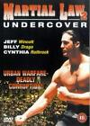 Martial Law 2 - Under Cover (DVD, 2002)
