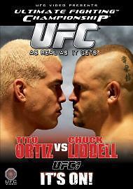 Ultimate-Fighting-Championship-47-DVD-2004-VGC-ORTIZ-LIDDELL