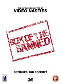 Box Of The Banned DVD 2005 7Disc Set Box Set - Brighton, East Sussex, United Kingdom - Box Of The Banned DVD 2005 7Disc Set Box Set - Brighton, East Sussex, United Kingdom