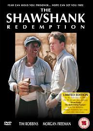 The Shawshank Redemption  DVD  IMDb 1 Movie Morgan Freeman Tim Robbins - Rugby, United Kingdom - The Shawshank Redemption  DVD  IMDb 1 Movie Morgan Freeman Tim Robbins - Rugby, United Kingdom