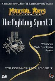 The Fighting Spirit - Vol. 3 (DVD, 2004)