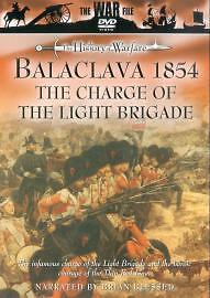 Balaclava-1854-The-Charge-Of-The-Light-Brigade-DVD-Very-Good-DVD-Brian-Ble