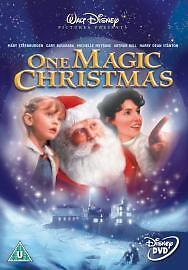 One Magic Christmas DVD 2008 Walt Disney Live Action Film Xmas - <span itemprop=availableAtOrFrom>High Wycombe, United Kingdom</span> - One Magic Christmas DVD 2008 Walt Disney Live Action Film Xmas - High Wycombe, United Kingdom