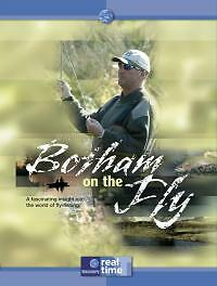 BOTHAM ON THE FLY DVD - IAN BOTHAM & HIS PALS FISHING DISCOVERY CHANNEL