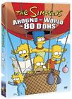 The Simpsons - Around The World In 80 D'Oh's (DVD, 2005)
