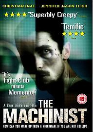 The Machinist (DVD, 2005)