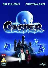 Casper DVD 2008 - <span itemprop=availableAtOrFrom>reading, Berkshire, United Kingdom</span> - Casper DVD 2008 - reading, Berkshire, United Kingdom