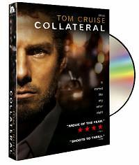 DVD Collateral Tom Cruise Jamie Foxx Region 2 - Daventry, United Kingdom - DVD Collateral Tom Cruise Jamie Foxx Region 2 - Daventry, United Kingdom
