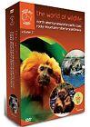 The World Of Wildlife Vol.2 (DVD, 2008, 3-Disc Set, Box Set)
