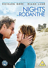 Nights In Rodanthe DVD 2009 - Kettering, United Kingdom - Nights In Rodanthe DVD 2009 - Kettering, United Kingdom