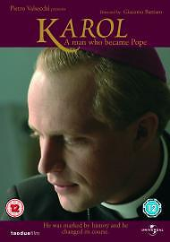 Karol - A Man Who Became Pope (DVD, 2005)  Mint Condition