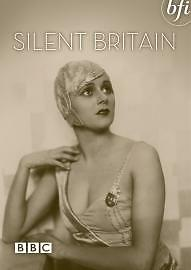 Silent Britain. BBC. Dvd. BFI. Region 2.Silent Film. Film and Television Archive