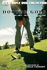 Doctor Golf - Master The Art With John Jacobs (DVD, 2006, 3-Disc Set)