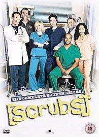 Scrubs-Staffel-4-komplett-DVD
