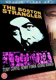 *NEW & SEALED* The Boston Strangler (DVD, 1968) Tony Curtis, Henry Fonda