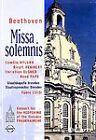 Missa Solemnis - Beethoven (DVD, 2006)