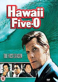 Hawaii FiveO  Series 1 DVD 7Disc Set Box Set complete season five 0 original - Barrow-in-Furness, United Kingdom - Hawaii FiveO  Series 1 DVD 7Disc Set Box Set complete season five 0 original - Barrow-in-Furness, United Kingdom
