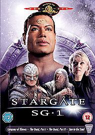 Stargate S.G. 1 - Series 10 Vol.3 (DVD, 2007)