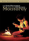 The Jimi Hendrix Experience - Live At Monterey (DVD, 2007)