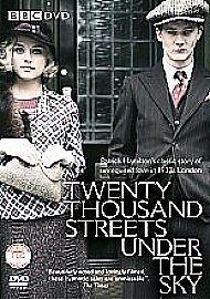 Twenty Thousand Streets Under The Sky [Blu-ray] [Region Free] New & Sealed